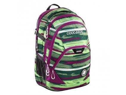 Školní batoh Coocazoo EvverClevver2, Bartik, certifikát AGR Bartik  + Sluchátka, myš nebo pouzdro