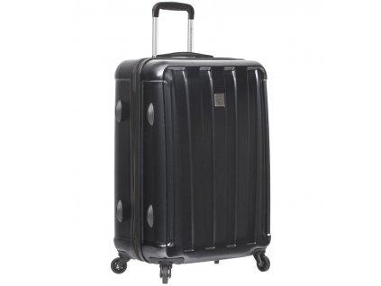 Cestovní kufr SIROCCO T-1162/3-L ABS/PC - šedá