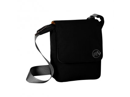 Mammut Shoulder Bag Square 4 black 0001