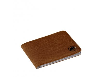 Mammut Flap Wallet Mélange timber
