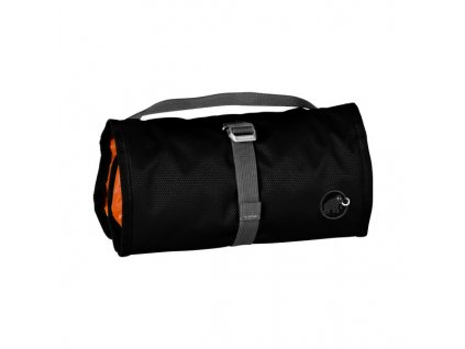 Mammut Washbag Travel L black 0001
