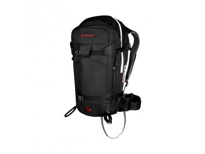 Mammut Pro Removable Airbag 3.0 45L black 0001  + LED čelová svítilna