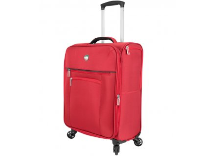 Kabinové zavazadlo MIA TORO M1131/3-S - oranžová  + Sluchátka, myš nebo pouzdro