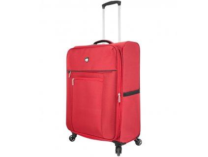 Cestovní kufr MIA TORO M1131/3-M - oranžová  + Sluchátka, myš nebo pouzdro