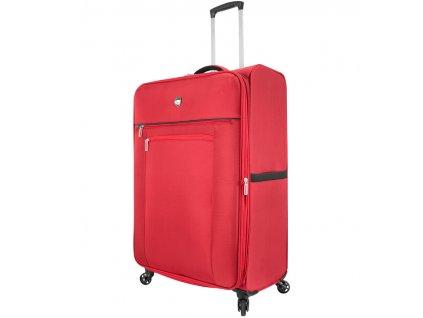 Cestovní kufr MIA TORO M1131/3-L - oranžová  + Sluchátka, myš nebo pouzdro