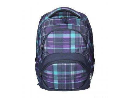 Studentský batoh SPIRIT FREEDOM 01 fialová
