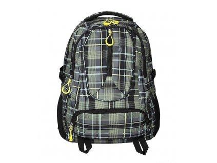 Studentský batoh SPIRIT WIZZARD 07 žlutá