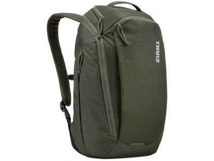 Thule EnRoute™ batoh 23L TEBP316DF - zelený  + Sluchátka, myš nebo pouzdro