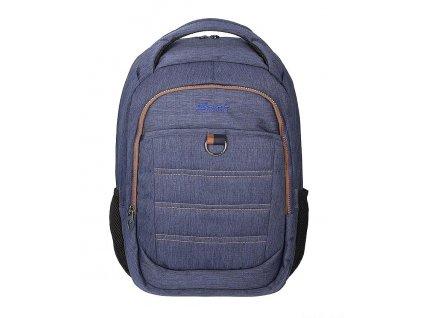 26c6efd8db0 Studentský batoh SPIRIT DENIM 01 modrá