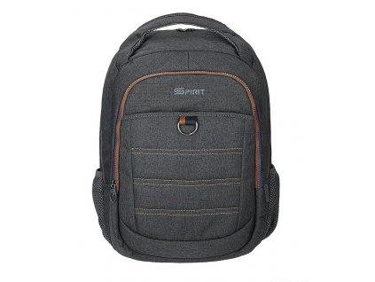 Studentský batoh SPIRIT DENIM 04 šedá eb8e00185e