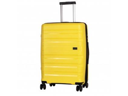 Travelite Kosmos 4w M Yellow  + LED svítilna