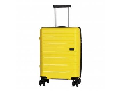 Travelite Kosmos 4w S Yellow  + Sluchátka, myš nebo pouzdro