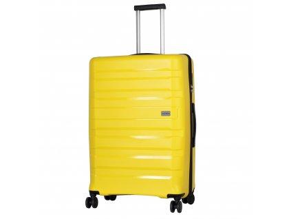 Travelite Kosmos 4w L Yellow  + Sluchátka, myš nebo pouzdro