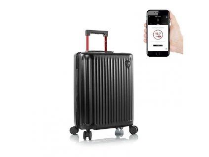 Heys Smart Luggage Airline Aproved S Black