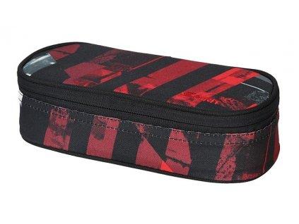 Studentský batoh SPIRIT MY-BAG 25 červená