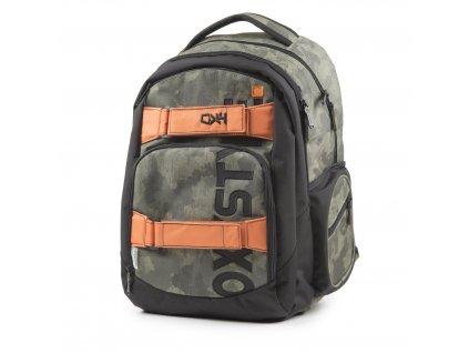Studentský batoh OXY Style Army 7-71618