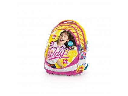 Školní batoh ERGO JUNIOR Soy Luna 1-56817