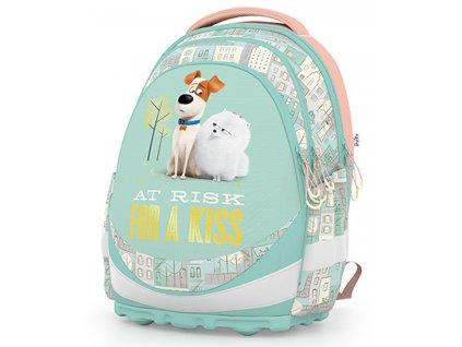Školní batoh ERGO JUNIOR Pets 3-28117
