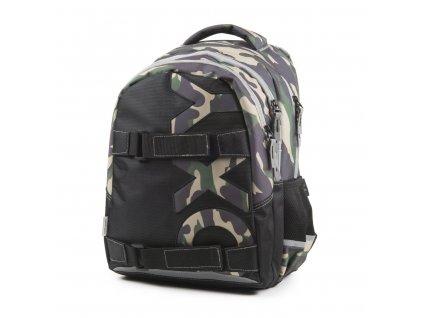 Studentský batoh OXY One Army 7-69918