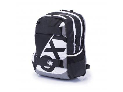 Studentský batoh OXY Sport NEON LINE B&W 7-70617