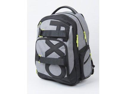 Studentský batoh OXY Style Grey 7-72218