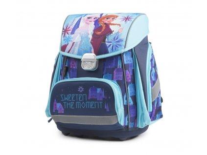 Školní batoh PREMIUM Frozen 3-72818 + LED svítilna 7c99ee5140