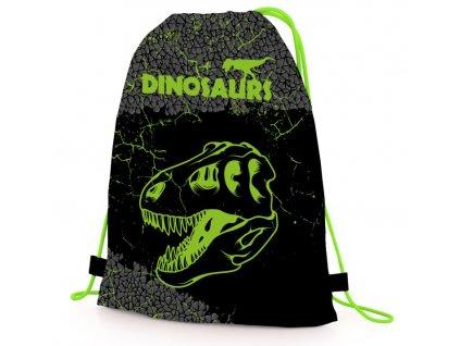 Sáček na cvičky Premium Dinosaurus 3-09717