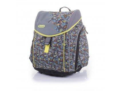 Školní batoh SMARTY Technical 7-73217