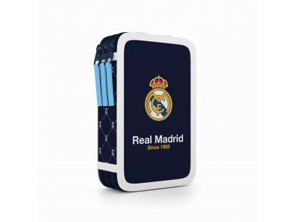 Penál 3 p. prázdný Real Madrid 7-91918