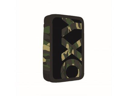Penál 3 p. prázdný OXY Army 7-92318