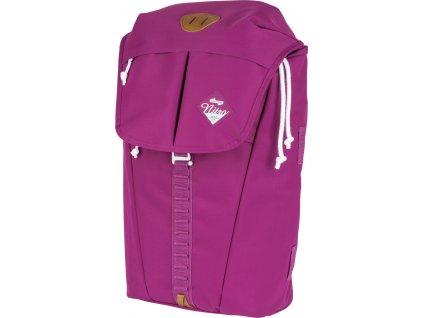 NITRO batoh CYPRESS grateful pink  + LED svítilna