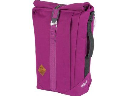 NITRO batoh SCRAMBLER grateful pink  + Sluchátka, myš nebo pouzdro