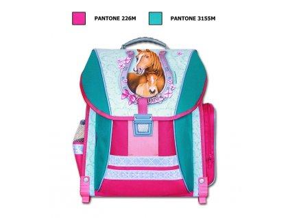Školní batoh Beauty  + Sluchátka, myš nebo pouzdro