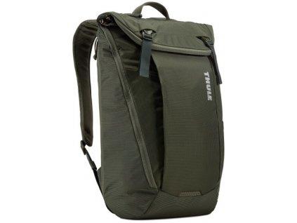 Thule EnRoute™ batoh 20L TEBP315DF - zelený  + Sluchátka, myš nebo pouzdro