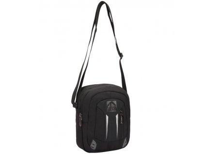 Taška přes rameno GEAR 9006 - černá