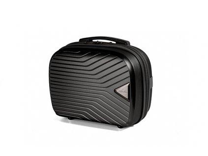 March Gotthard Beauty Case Black