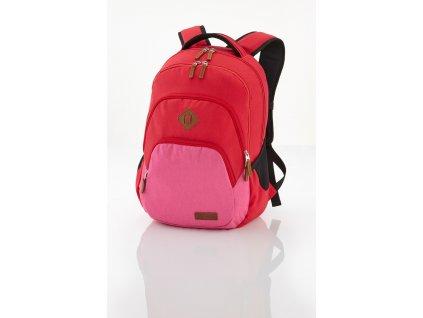 Travelite Neopak Backpack Red/pink