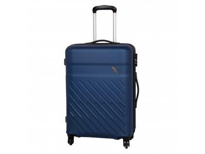 Travelite Vinda 4w M Royal blue  + Sluchátka, myš nebo pouzdro