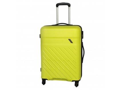 Travelite Vinda 4w M Lemon  + Sluchátka, myš nebo pouzdro