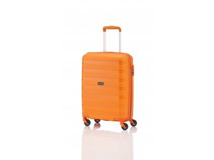 Travelite Nova 4w S Orange  + Sluchátka, myš nebo pouzdro