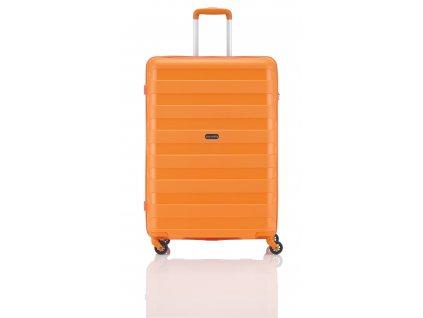 Travelite Nova 4w M Orange  + Sluchátka, myš nebo pouzdro