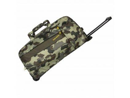 travelite kite 2w travel bag camouflage 7