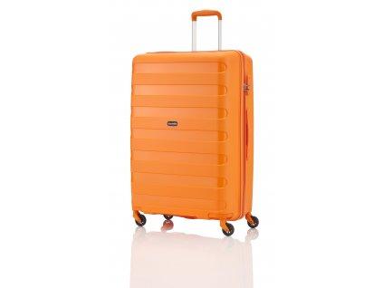 Travelite Nova 4w L Orange  + LED svítilna