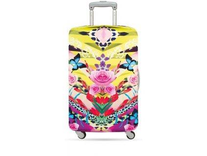 LOQI Cover M SHINPEI NAITO Flower Dream Luggage