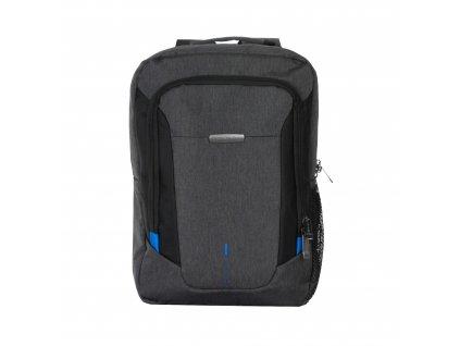 travelite work business backpack slim anthracite 3