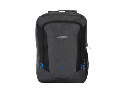 travelite work business backpack slim anthracite 3