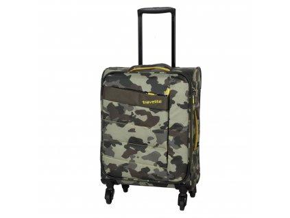 Travelite Kite 4w S Camouflage  + Sluchátka, myš nebo pouzdro