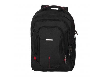 travelite work business backpack black 8