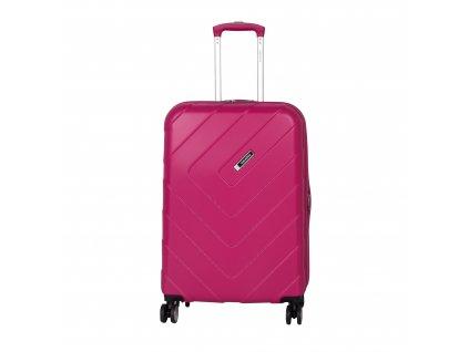 Travelite Kalisto M Pink  + LED svítilna