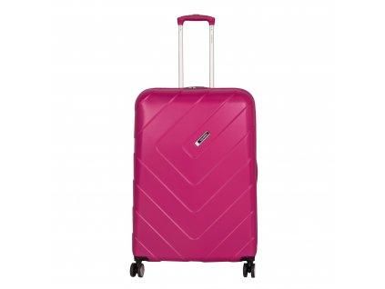 Travelite Kalisto L Pink  + LED svítilna